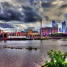 Minneapolis, The Mill City by shutterbug2010
