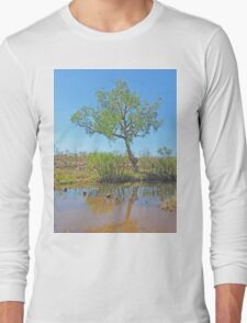 Tree in the Wilderness Long Sleeve T-Shirt