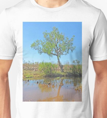 Tree in the Wilderness Unisex T-Shirt