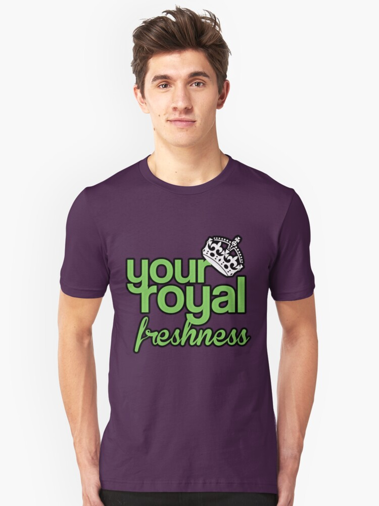 Your Royal Freshness by Prince92