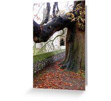 Arundel Castle, UK Greeting Card