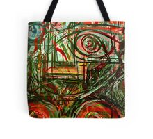 collage view..... breasts, eyes & pictures Tote Bag
