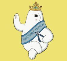 Honorable Ice Bear Kids Tee