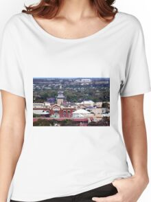 Kalgoorlie from Mt Charlotte Women's Relaxed Fit T-Shirt