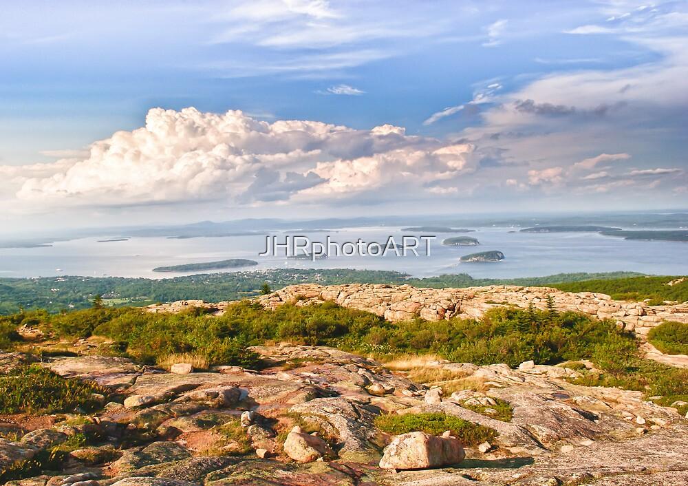 Acadia from Cadillac Mountain by JHRphotoART