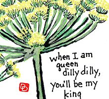 Dill (the Herb Series) by dosankodebbie