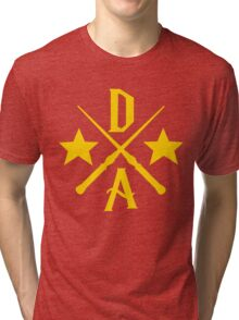 Dumbledore's Army Cross Tri-blend T-Shirt