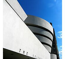 Guggenheim Museum #2 Photographic Print