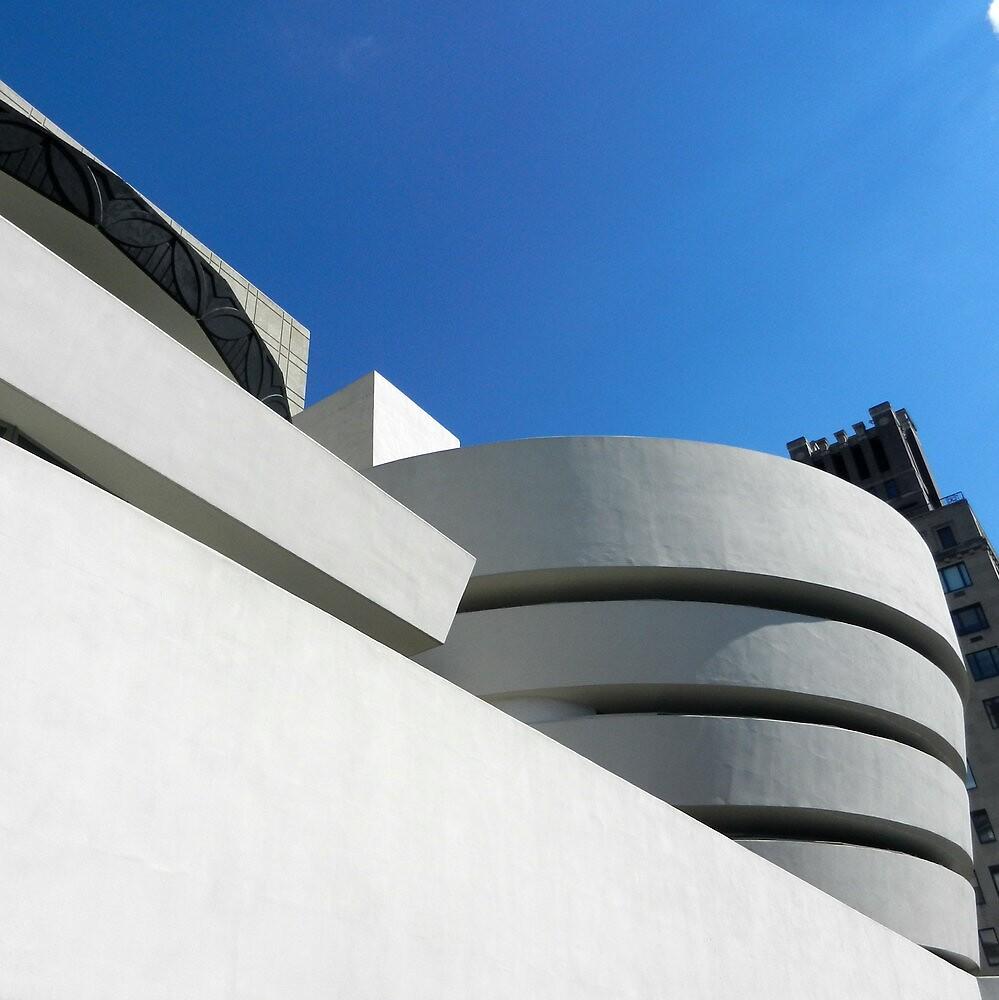 Guggenheim #3 by Ellen  Hagan