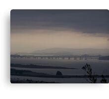 Oakland Landscape Canvas Print