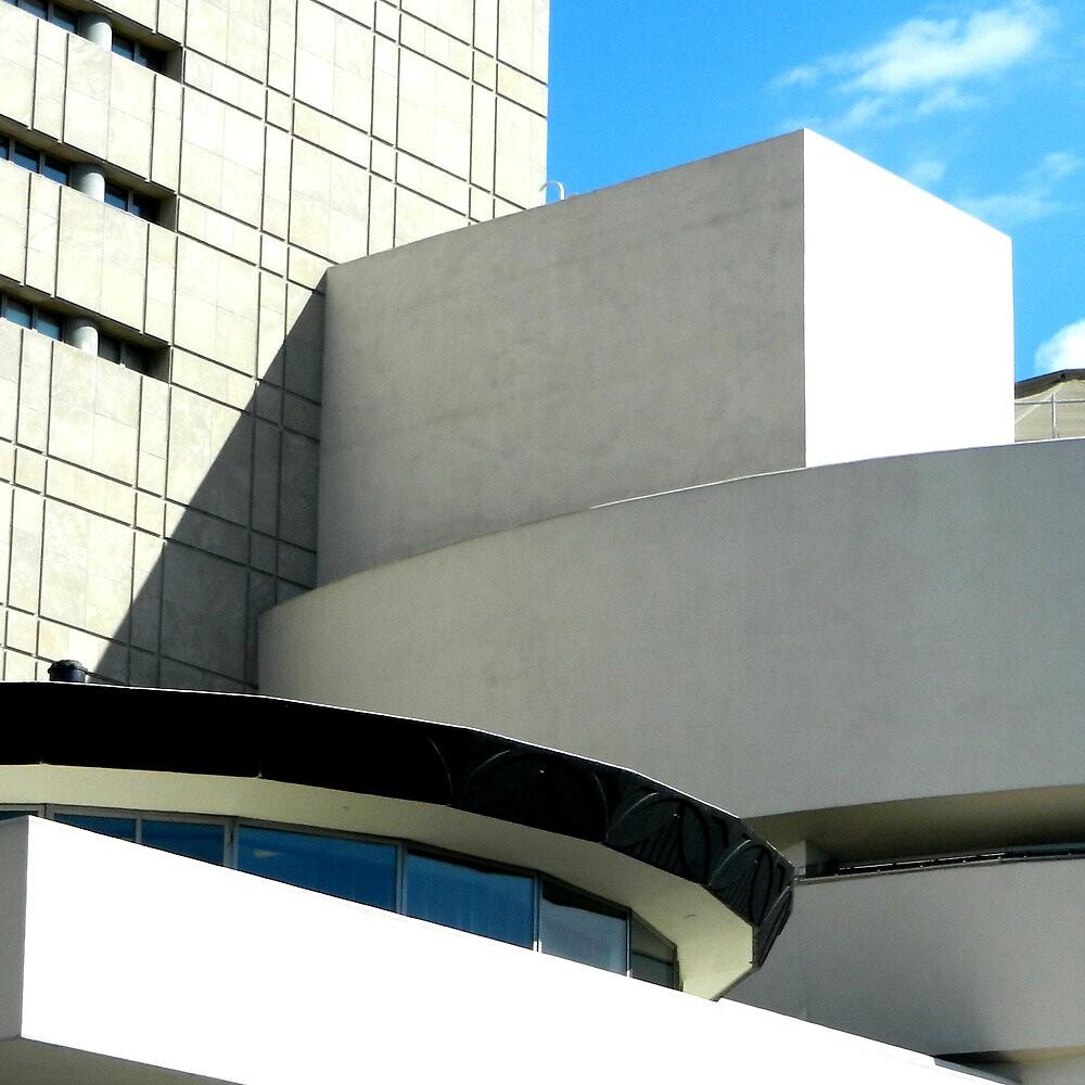 Guggenheim #6 by Ellen  Hagan