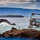 Wollongong City Beach by 16images