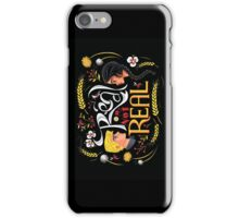 Real Or Not Real iPhone Case/Skin