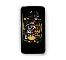 Real Or Not Real Samsung Galaxy Case/Skin