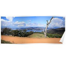 Lake Eildon - Victorian High Country Poster