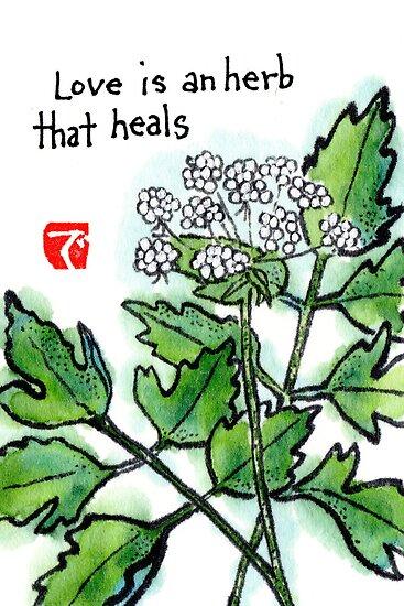 Lovage (the Herb Series) by dosankodebbie