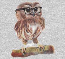 """Clark """"Owl"""" Kent by Jess Fay"""