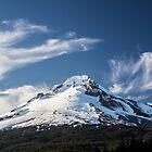 Mt. Hood  by Cynthia Broomfield