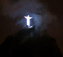 Christ the Redeemer by Zach Chadim