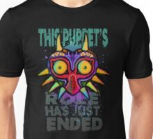 This Puppet's Role Has Just Ended Unisex T-Shirt