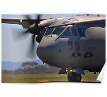 Alenia C-27J Spartan - Italian Air Force Poster