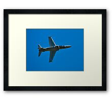 BAe 127 Hawk, A27-19, 76 Squadron, RAAF Williamtown Framed Print