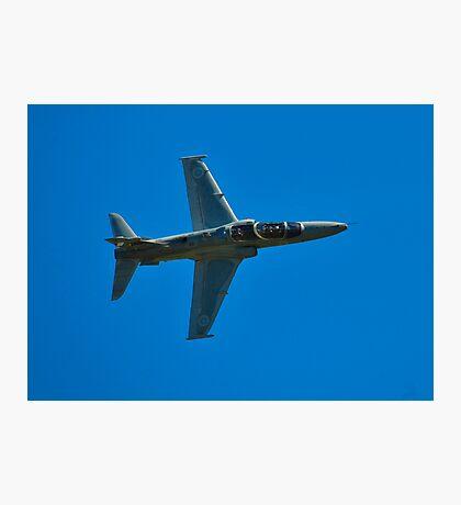 BAe 127 Hawk, A27-19, 76 Squadron, RAAF Williamtown Photographic Print