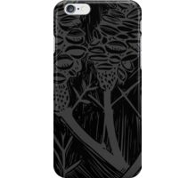 Banksia seed pods iPhone Case/Skin