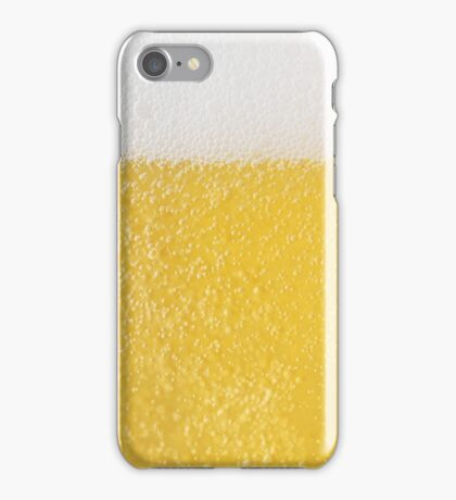 Beer, more beer iPhone Case/Skin