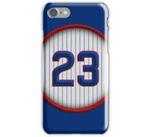 23 - Ryno iPhone Case/Skin