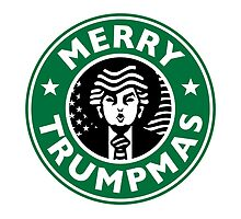 Merry Christmas Donald Trump! Sincerely, Starbucks  by 0cdc