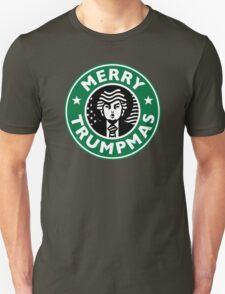 Merry Christmas Donald Trump! Sincerely, Starbucks  Unisex T-Shirt