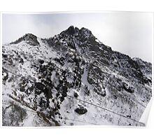 beautiful Himalaya Poster