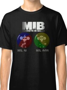 MIB - Monkeys In Balls Classic T-Shirt