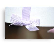 ribbon Metal Print