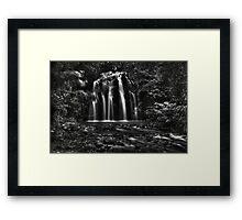Ellinjaa Falls HDR - QLD - Australia Framed Print