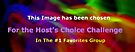 Host's Choice Selection Banner by Tori Snow