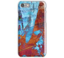 Abstract urban grunge iPhone Case/Skin