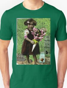 You Oughta Be In Pictures Unisex T-Shirt