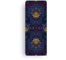 Psychedelic Fractal Manipulation Pattern Canvas Print