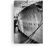 SOS - Save Our Ship Canvas Print