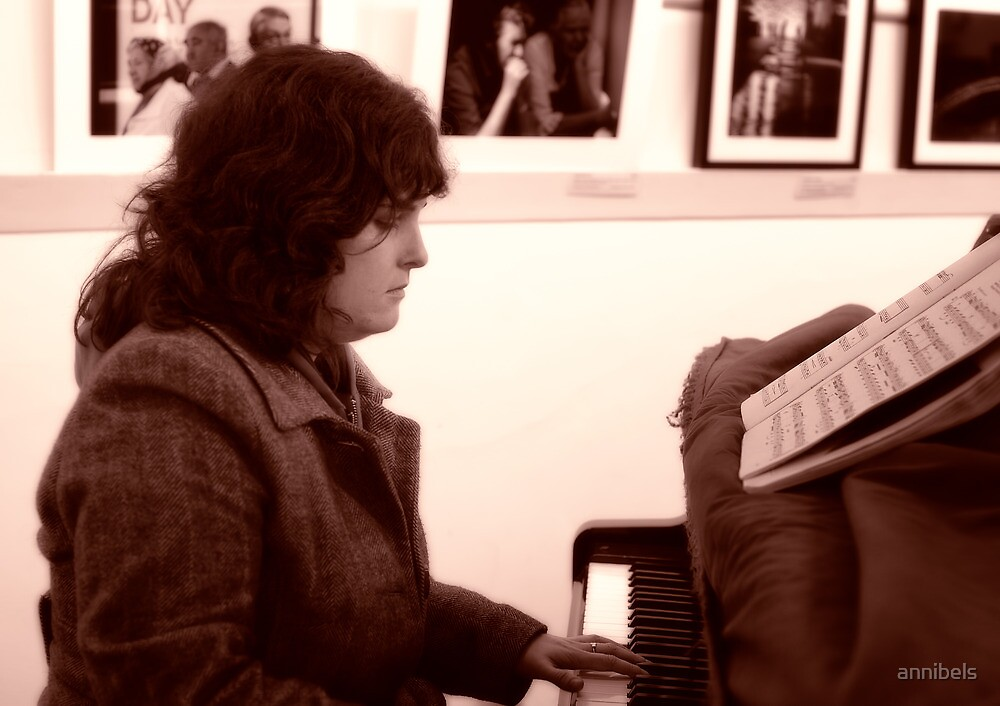 Ambience in the Gallery with Georgie Hart by annibels