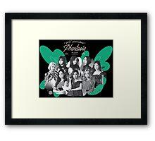 Girls' Generation (SNSD) 'PHANTASIA' Concert in Seoul Framed Print