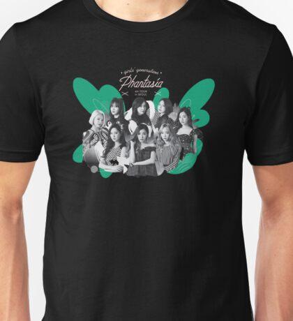 Girls' Generation (SNSD) 'PHANTASIA' Concert in Seoul Unisex T-Shirt