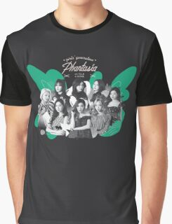 Girls' Generation (SNSD) 'PHANTASIA' Concert in Seoul Graphic T-Shirt