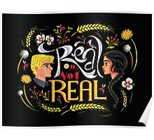 Real Or Not Real Poster
