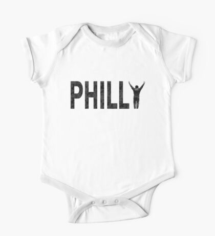 Philly State of Mind One Piece - Short Sleeve