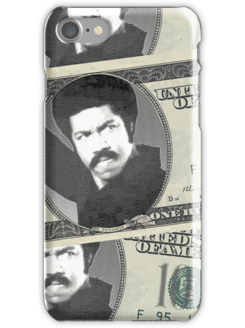 Black Dynamite Bill by SixPixeldesign