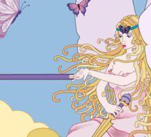 The  Queen of Swords Sticker
