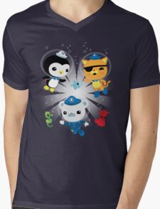 Octonauts, to your stations! Mens V-Neck T-Shirt